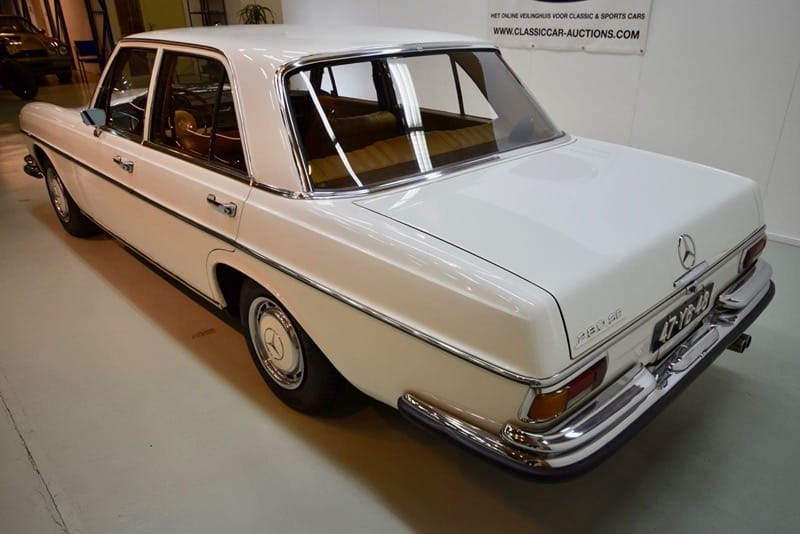 Mercedes 280 SE 1974 - Classic Car Auctions