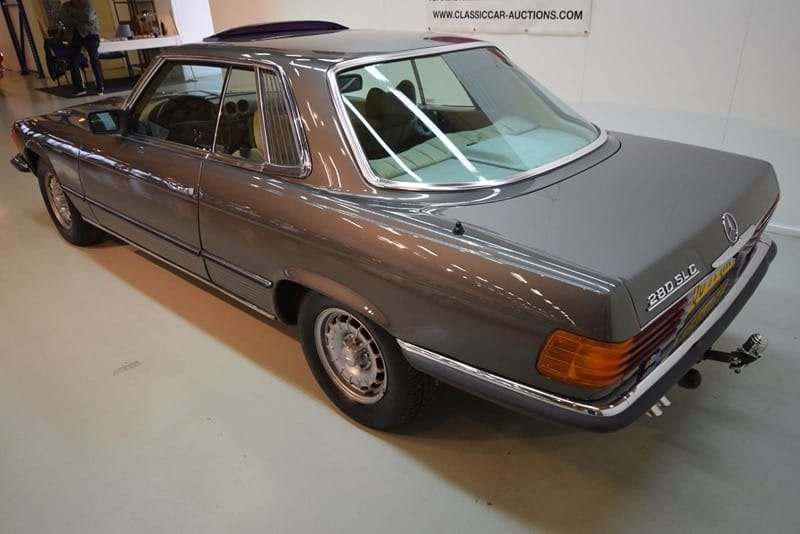 Mercedes-Benz 280 SLC 1978 - Classic Car Auctions